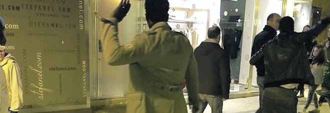 Guerra agli abusivi: pioggia di multe e controlli al Borgo