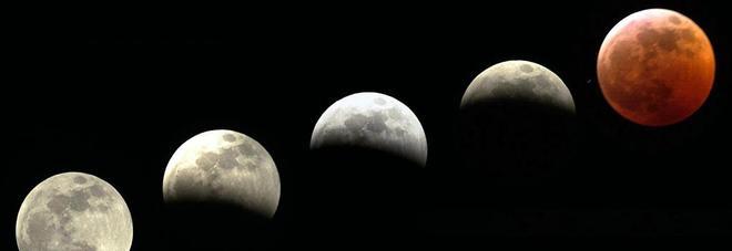 Eclissi di Luna, stasera occhi al cielo: per la prossima bisognerà aspettare un anno