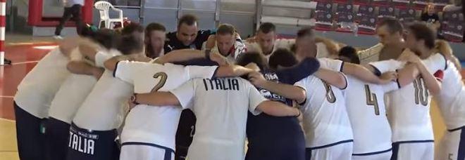 Dream World Cup, l'Italia dei pazienti psichiatrici Italia in finale bel calcio a 5