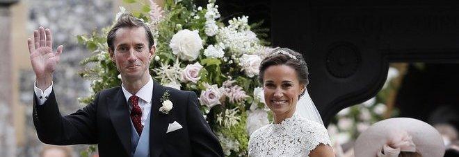 Pippa Middleton incinta: mamma del primo figlio a 34 anni