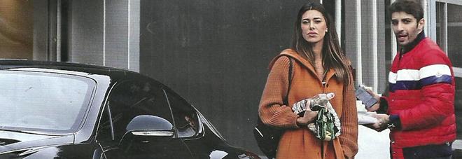 Belen Rodriguez, Andrea Iannone e la nuova Bentley da 400mila euro