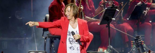 """Gianna Nannini, tour """"Fenomenale"""": il 16 agosto a Lecce"""