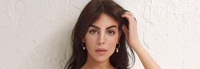Georgina Rodriguez, la fidanzata di Cristiano Ronaldo nuova testimonial per Yamamay