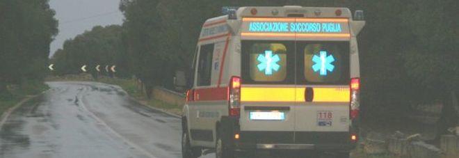 Contromano sulla Statale 16: muore 22enne, due feriti
