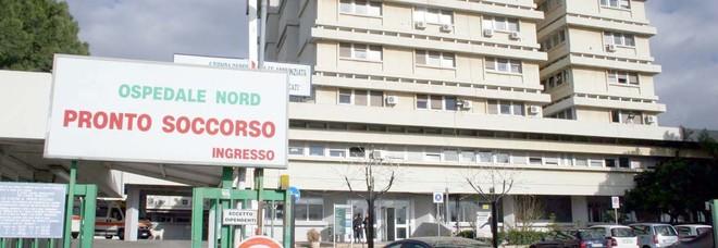 "L'ospedale Moscati"" di Taranto"