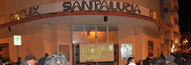 Il cinema Santa Lucia pronto a trasformarsi in un residence a 5 piani