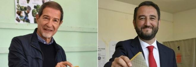 Sicilia, exit poll: Musumeci al 38%, è testa a testa con Cancelleri al 35% Flop affluenza: al voto il 46,76%