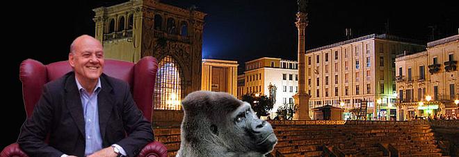 Thriller nella movida: un gorilla a Lecce e il giallo è servito