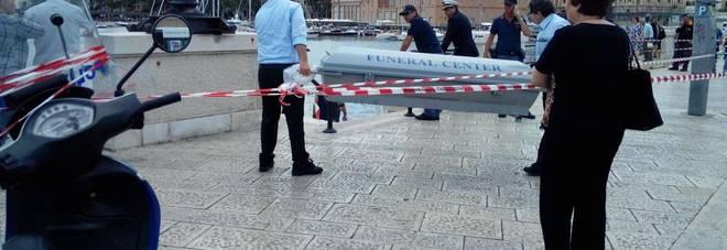 Bari, cadavere di un 40enne trovato tra gli scogli
