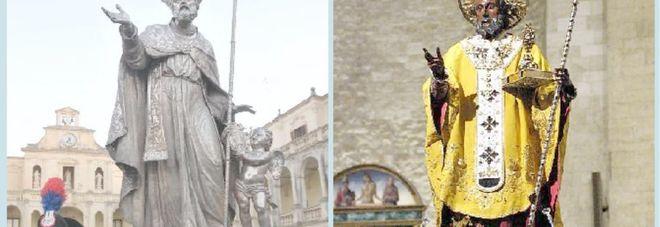 Nicola e Oronzo, la sfida dei santi tra baresi e leccesi