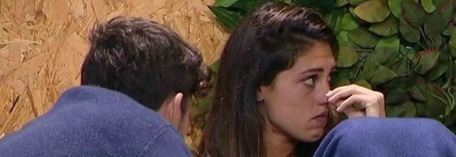 """Cecilia piange per Francesco Monte, Moser preoccupato: """"Ti è venuto qualche dubbio?"""""""
