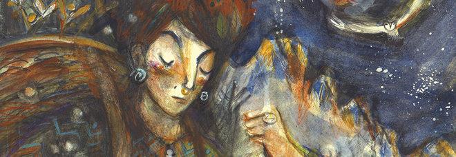 Un'illustrazione di Marina Girardi