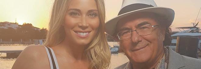 Diletta Leotta sexy in Sardegna per le vacanze, a Porto Cervo l'incontro con Al Bano