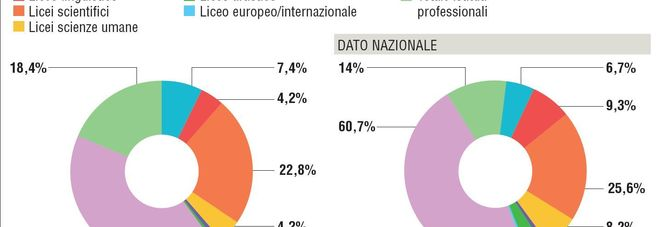 """Brindisi, boom degli istituti tecnici: sfuma il sogno del """"dottore"""""""