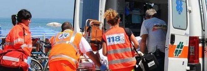 Morta la bimba colpita da un'emorragia cerebrale in spiaggia: donati gli organi