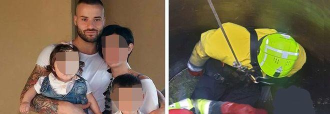 Cade in un pozzo di 10 metri alle porte di Roma e muore a 31 anni. Il corpo recuperato dai vigili del fuoco