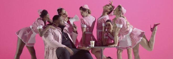 """""""Parolacce"""" in musica, Sergio Sylvestre torna con una canzone scritta da Mahmood"""