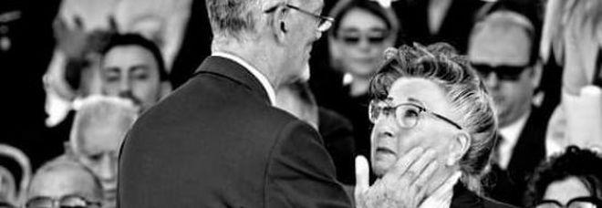 Festa della mamma, la dedica della Polizia alla signora Turazza, madre di due agenti uccisi