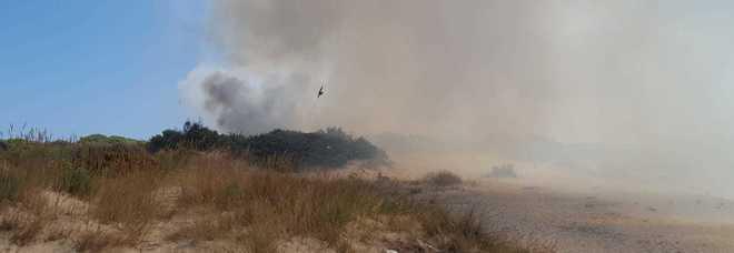Choc a Gallipoli, cadavere trovato tra i resti dell'incendio