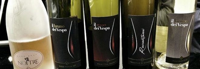 Bouvette, via dagli scaffali i vini di Bruno Vespa prodotti a Taranto