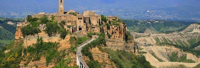 Ecco i siti della Tuscia più visitati nel 2016: Civita di Bagnoregio straccia tutti