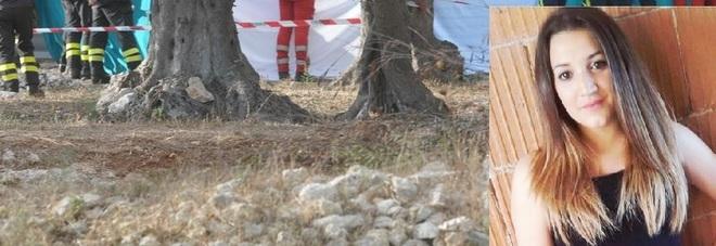 Noemi, il fidanzato confessa: «L'ho uccisa io». Il corpo nelle campagne di Castrignano. Indagato anche il padre