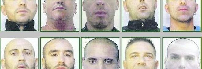 Mafia, racket e droga Batosta anche in Appello: cinque secoli di carcere