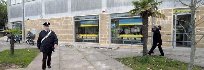 L'ufficio postale di Oria