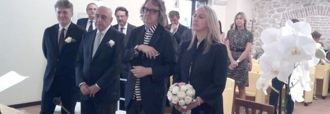 Gigi Marzullo, le prime foto escusive del matrimonio con Antonella De Iuliis