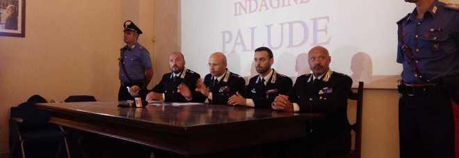 """I """"padroni del mare"""": 4 arresti a Porto Cesareo: lido e parcheggio realizzati dal nulla"""