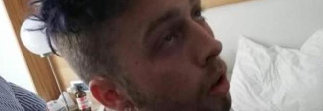 Carabiniere ucciso, Elder: «Ho avuto paura, pensavo fosse pusher»