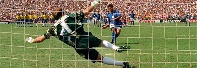 Il rigore sbagliato da Baggio a Usa '94