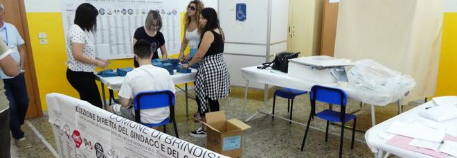 L'insediamento dei seggi