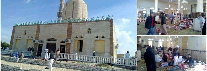 Sinai, bombe e spari sui fedeli riuniti in preghiera nella moschea: 305 morti, 27 bambini