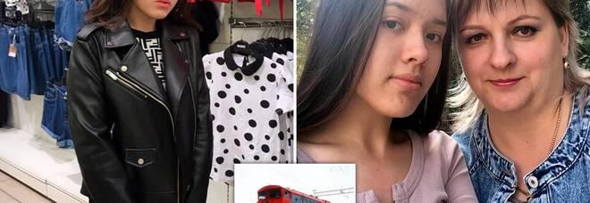 Selfie sui binari con treno in corsa, quindicenne travolta e uccisa