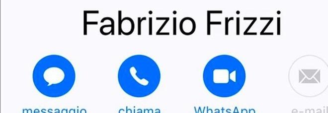 Fabrizio Frizzi, Nadia Toffa mostra il suo numero di telefono su Instagram: «Non l'ho mai cancellato»