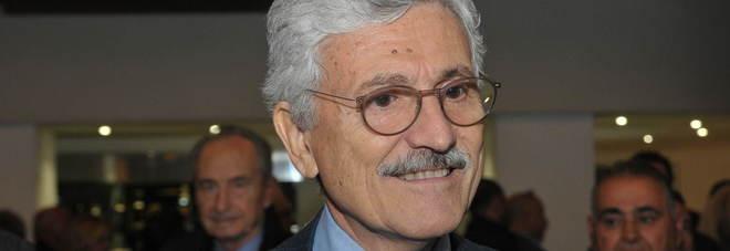 """D'Alema: diritti da tutelare siamo """"utili"""" anche per il Pd Tap, mai cambiato idea"""