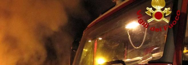 Incendiata l'auto dell'ex assessore regionale alla Formazione professionale