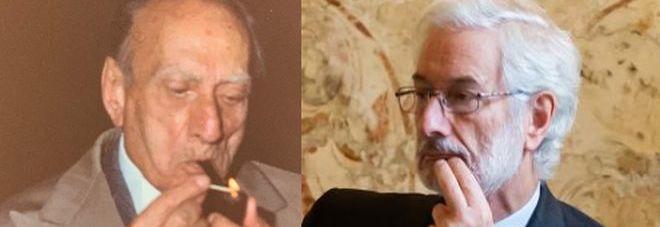 Giorgio e Vito Primiceri, padre e figlio