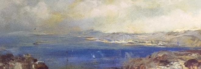 Casciaro, il pittore dei paesaggi salentini