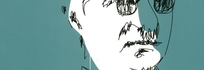 L'illustrazione è la copertina del libro su Comi  curato da Maria Occhinegro edito da Lupo editore