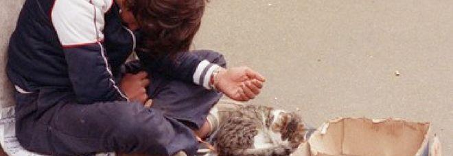 Allarme povertà: colpite le famiglie e i più giovani