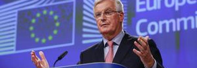 Brexit: Barnier, per un accordo serve molto più tempo