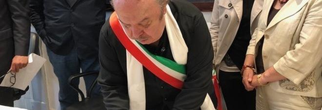 Banfi cittadino onorario di Alberobello tra gag e commozione