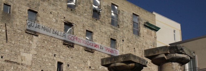 Taranto, la Provincia a Franceschini: «La soprintendenza resti qui»