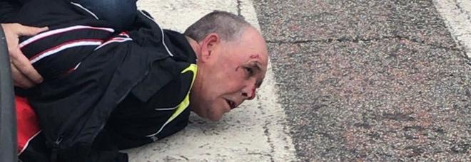 Carabiniere ucciso, Conte: «Oggi giornata di lutto»