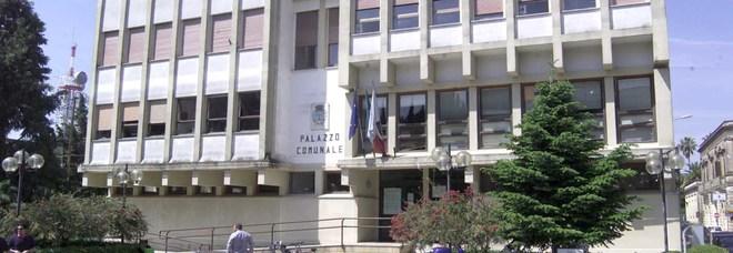Il municipio di San Pietro Vernotico