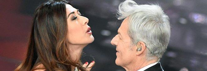 «Claudio sembri lo zio di Gianluca Vacchi» L'imitazione di Michelle e la battuta su Trussardi Video