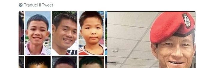 Thailandia, anche la Roma applaude al salvataggio dei ragazzi