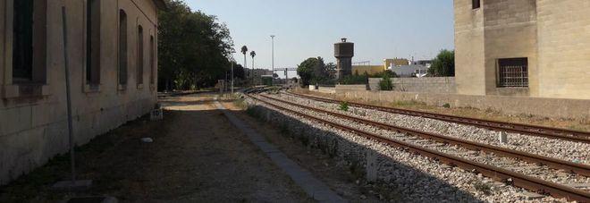 La stazione di Maglie